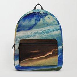 Earth Fractals Backpack
