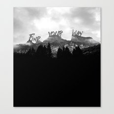 Wisdom of Nature Canvas Print