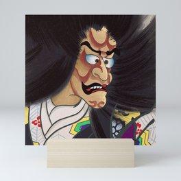 The Shogun Mini Art Print