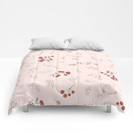 Ditsy Berries Comforters