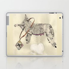 Love: A Bitch Laptop & iPad Skin