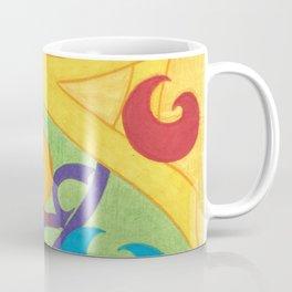 KKP 003 - Greek style Coffee Mug