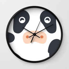 Cow Cow Wall Clock