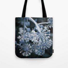 Blue Tumbler Tote Bag