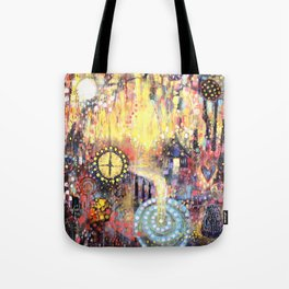 A Healer's Song Tote Bag