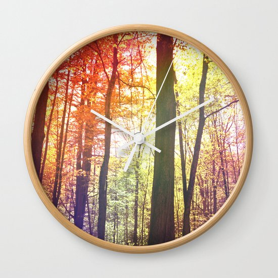 Fortress of Friends Wall Clock
