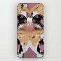 simba iPhone & iPod Skins featuring Young Simba by Original Bliss
