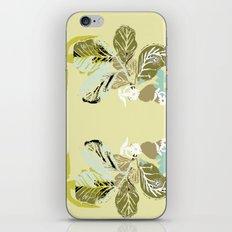 pine apple iPhone & iPod Skin