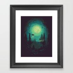 3012 Framed Art Print