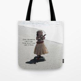 Wolfen Hula Babe Tote Bag