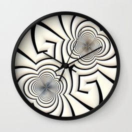 Krazy  Wall Clock