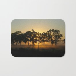 Sunrise Whispers Bath Mat