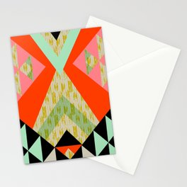 Arrow Quilt Stationery Cards