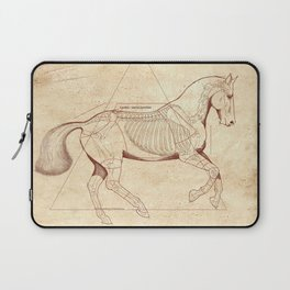 Da Vinci Horse: Canter Laptop Sleeve