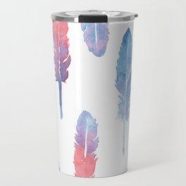 Feather forest Travel Mug