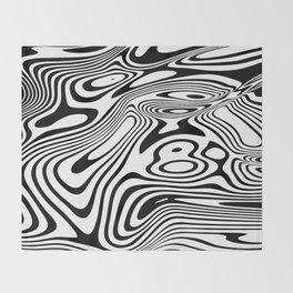 Formless Throw Blanket