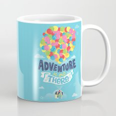 Adventure is out there Mug