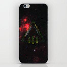 Dead Throne iPhone Skin