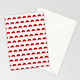 Gotta catch em all Stationery Cards