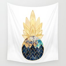 Precious Pineapple 1 Wall Tapestry