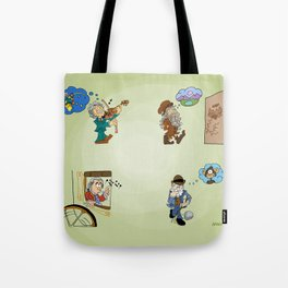 Creativity Catalysts Tote Bag