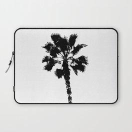 Black & White Palm Laptop Sleeve