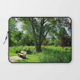 A Time for Silence Laptop Sleeve