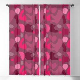 pink and fun Blackout Curtain