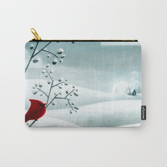 Cardinal by Friztin Carry-All Pouch