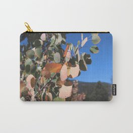 Aspen Leaves, Colorado Carry-All Pouch