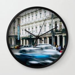 Speeding Through Time Wall Clock