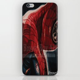 The Amazing Spider-Man iPhone Skin