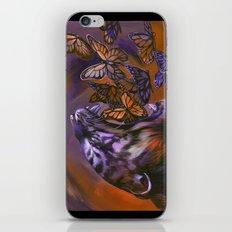 Gentle Roar iPhone & iPod Skin