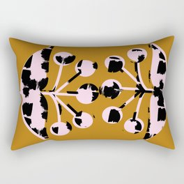 Seed Heads Rectangular Pillow