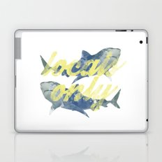 Locals Only Watercolor Laptop & iPad Skin