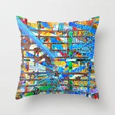 Ally (Goldberg Variations #6) Throw Pillow