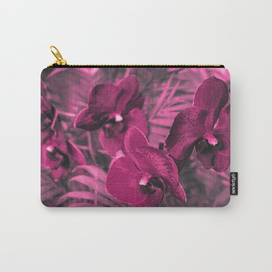 Orchid falinopsis . Carry-All Pouch