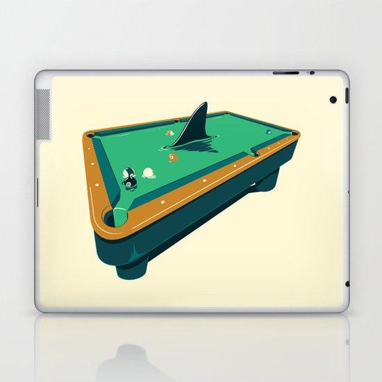 Pool shark Laptop & iPad Skin
