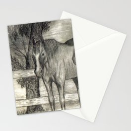 On the Ranch Stationery Cards