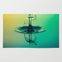 drop of water Rug