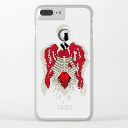 Sofrosyne Clear iPhone Case