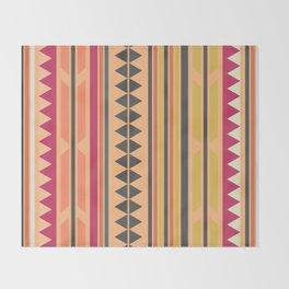 Aztec Throw Blanket