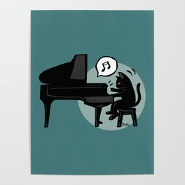 Pianist Poster