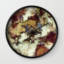 The old horse Wall Clock