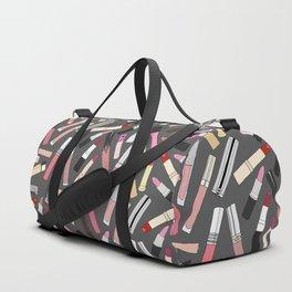 Lipstick Party - Dark Duffle Bag