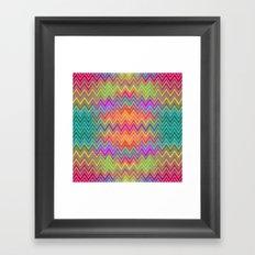 Hippy 2 Framed Art Print