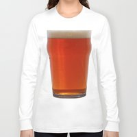 ale giorgini Long Sleeve T-shirts featuring IPA - India Pale Ale  by Et Voilà