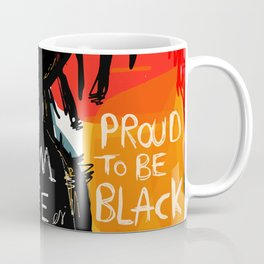 Slave no more Coffee Mug