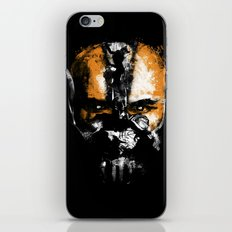 Bane Rhymes with Pain iPhone & iPod Skin