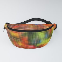 Colors of a summer garden Fanny Pack